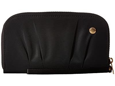 Pacsafe Citysafe CX RFID Wristlet Wallet (Black) Wallet Handbags