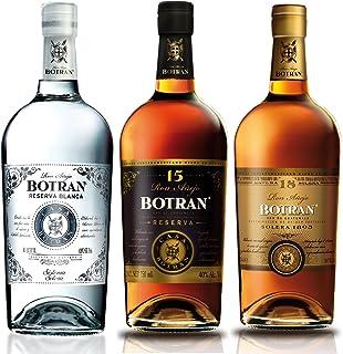 Ron Botran Genießer Set - 3 Sorten Rum aus Guatemala
