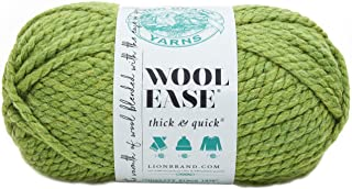 (3 Pack) Lion Brand Yarn Article #640 - Wool-Ease Thick & Quick Yarn 3-Pack 640-131