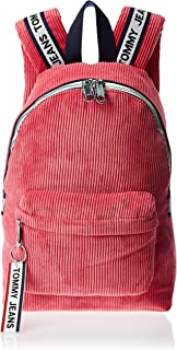Tommy Hilfiger Backpack for Women-Claret Red