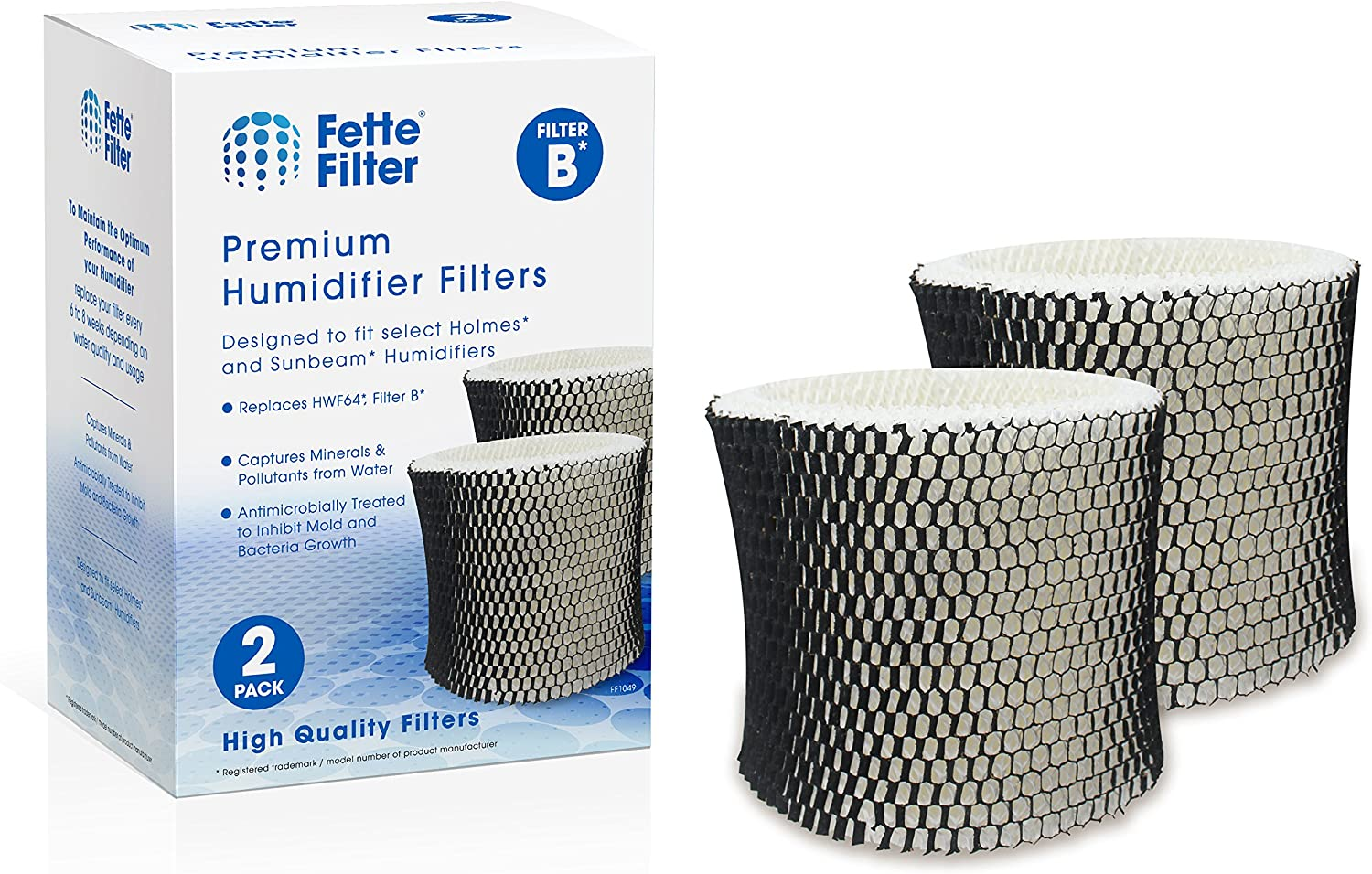 Fette Filter - Humidifier All free shipping items free shipping HWF64 Compatible Holmes with