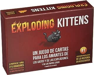Asmodee Exploding Kittens Exploding Kittens Classic