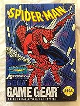 sega game gear spiderman