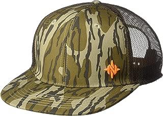 Men's Standard Mark Flatbill Trucker Hat