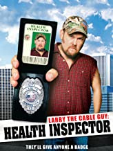 larry the health inspector