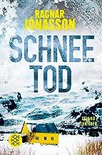 Schneetod: Island-Kriminalroman (Dark Iceland 5) (German Edition)