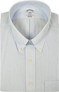 Men's Regent Fit Cotton Non Iron Button Down Collar Dress...