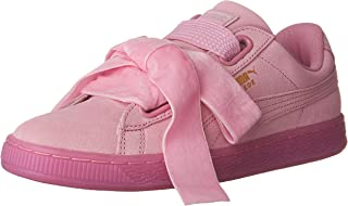 pink heart creepers