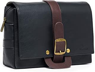 Vetelli Vasari Toiletry Bag for Men - Hanging Dopp Kit - Perfect Traveling Dopp Kit or Bathroom Organizer - Great gift the man in your life.