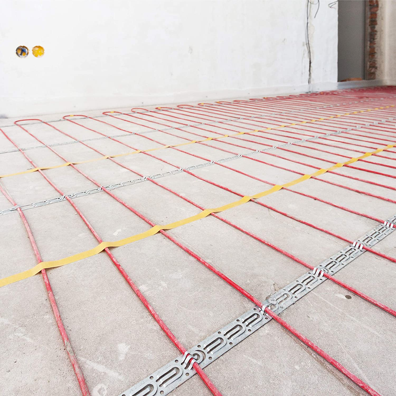 40 sqft floor heating cable kit