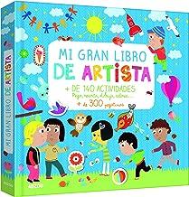 86553 Auzou creatife- Pegatinas Sticker Multicolor