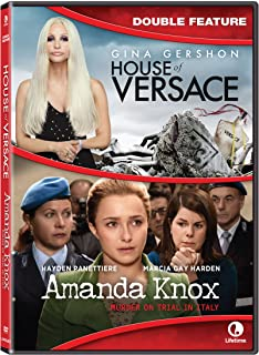 House Of Versace/ Amanda Knox: Murder on Trial In Italy - Double Feature
