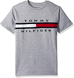 Boys' Short Sleeve Tommy Flag T-Shirt