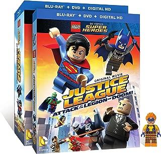 LEGO:DCSupHero:JL: Attack Doom (BD)