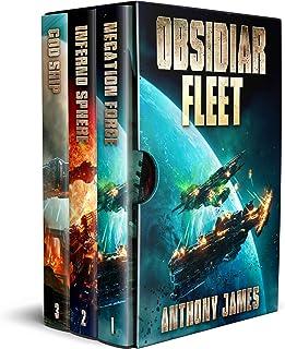 Obsidiar Fleet Box Set - Books 1-3: Negation Force, Inferno Sphere, God Ship