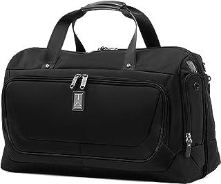 Travelpro Crew 11 Carry-on Smart Duffel, Black (Black) - 4071689009