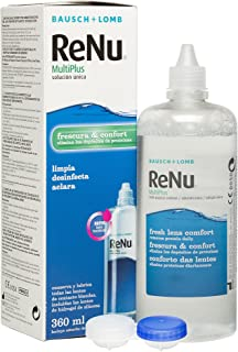 BAUSCH + LOMB - Renu® MultiPlus Solución Única - 360 ml