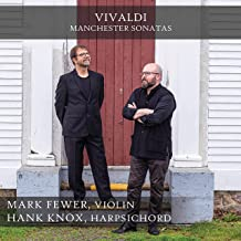 Vivaldi: Manchester Sonatas
