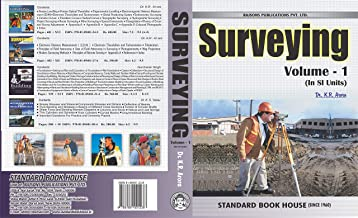 Surveying Vol. I (SI Units) Low price (A-4-Size)
