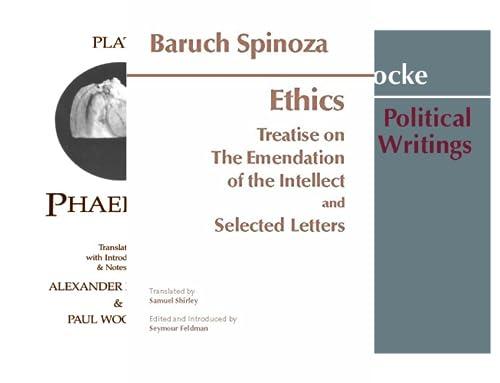 Hackett Classics (20 Book Series)