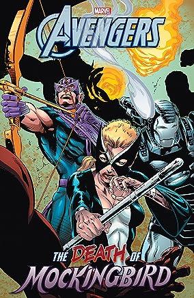 Avengers: The Death of Mockingbird (Avengers West Coast (1985-1994)) (English Edition)