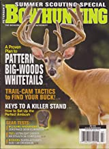 Petersen's Bowhunting Magazine July 2019