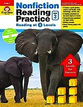 Evan-Moor Non-Fiction Reading Practice, Grade 3