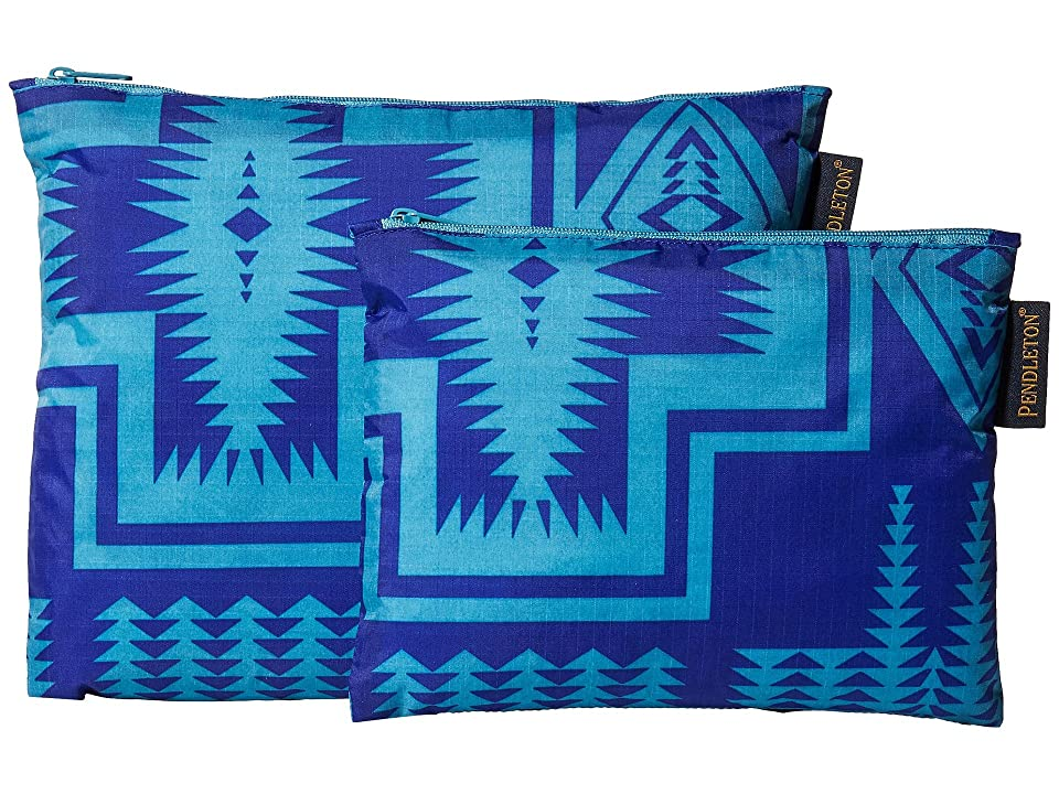 Pendleton - Pendleton 2-Pack Zip Pouch