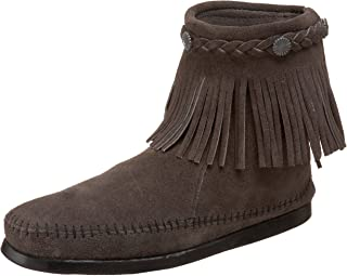 Best minnetonka back zip ankle boot Reviews