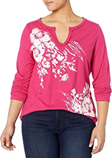 Just My Size Womens Sweatshirt with Lace-up Sleeves Long Sleeve Shirt