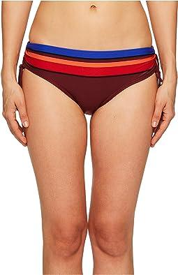 Miramar Beach #59 Adjustable Hipster Bikini Bottom