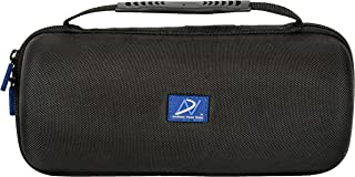 DNPRO-SLR-PLUS Case for Bose SoundLink Revolve Plus wireless Bluetooth speaker (Black, Nylon, No Dock)