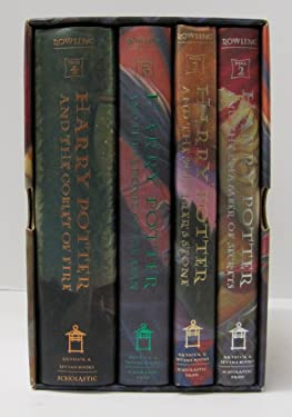 Harry Potter: The First Four Thrilling Adventures at Hogwarts