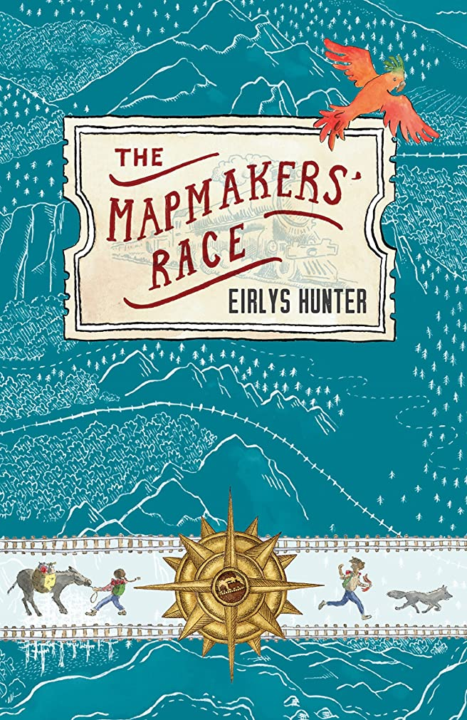 その間請負業者草The Mapmakers' Race (English Edition)