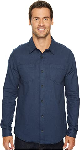 Toad&Co Flannagan Solid Long Sleeve Shirt