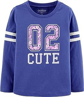Purple Oshkosh Bgosh Baby Girls TLC Striped Tunic