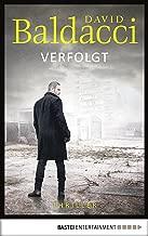 Verfolgt: Thriller. Will Robies zweiter Fall (German Edition)