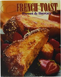 """Bon Chef 50156POS4 Point of Sale Sign, Legend""""French Toast"""" with Individual Menu Graphics, 8-1/2"""" Width x 11"""" Height"""