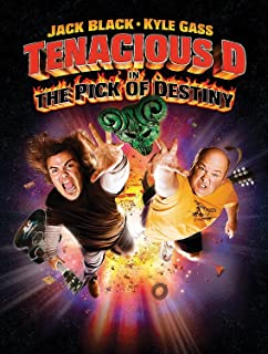 TENACIOUS D IN THE PICK OF DESTINY Movie poster Jack Black 24x36inch