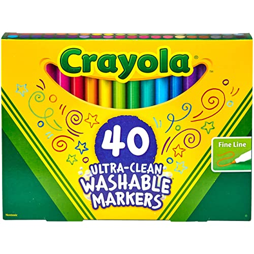 Washable Non Toxic Markers: Amazon.com
