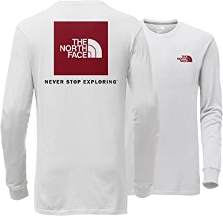 Best north face long sleeve t shirt white Reviews