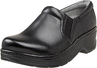 db07f409b396 KLOGS Footwear Women s Naples Leather Closed-Back Nursing Clog