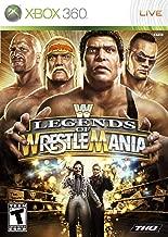 WWE Legends of WrestleMania (Renewed)