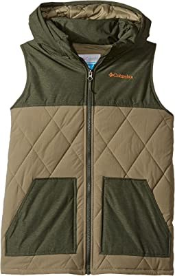 Columbia Kids - Lookout Cabin Vest (Little Kids/Big Kids)