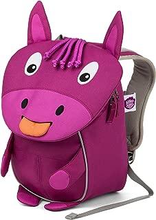 Kids Backpack Preschool aged 1-3 Years old - Hanne Horse - purple