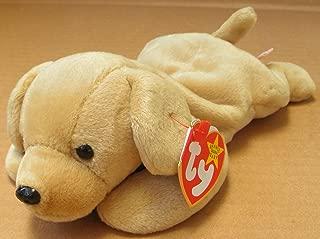 TY Beanie Babies Fetch the Golden Retriever Dog Plush Toy Stuffed Animal