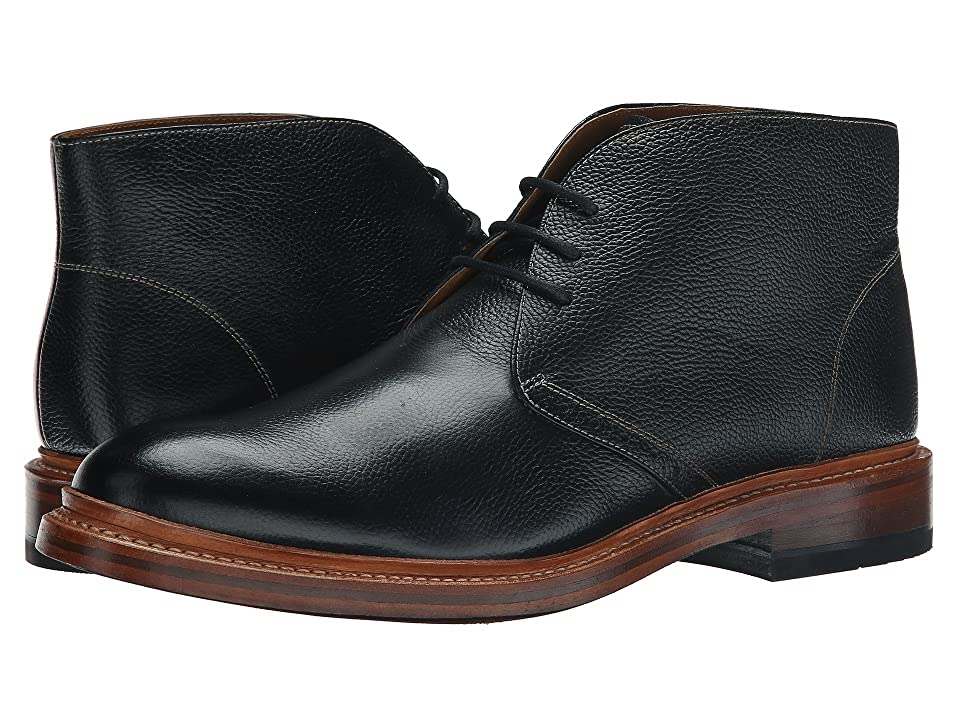 Stacy Adams Madison II 65 (Black Milled) Men