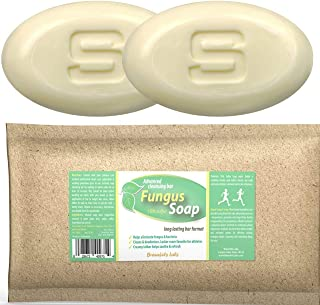 Tinea Versicolor Soap - 2 Pack - Anti-fungal 10% Sulfur