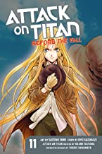 Attack on Titan: Before the Fall Vol. 11 (English Edition)
