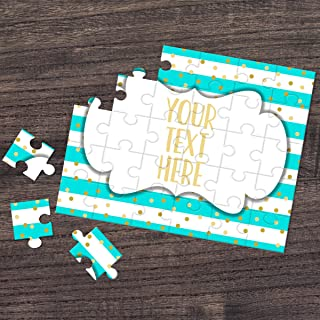 Create Your Own Puzzle CYOP0233 Personalized Puzzle Announcement Ideas Pregnancy Announcement Wedding Announcement Custom Puzzle
